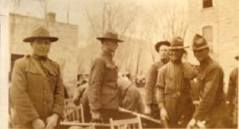 Rio Grande County Museum celebrates two more WWI vets